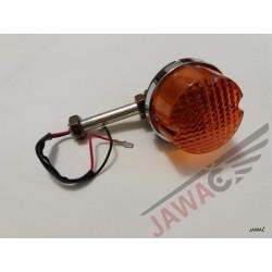 Blinkr kulatý krátký JAWA 350