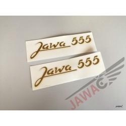 copy of Nálepka JAWA 550
