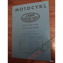 JAWA 353/03 354/03...