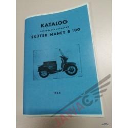 MANET S 100 Katalog...