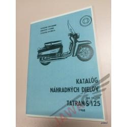 Tatran S 125 Katalog ND
