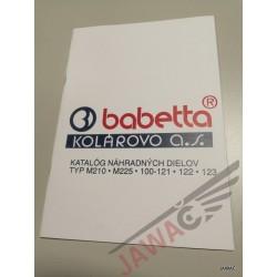Babeta 210 Katalog...