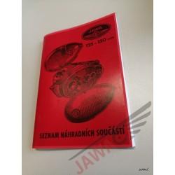 JAWA 125 150 Katalog...