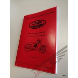 Katalog ND JAWA ČZ 353/04...