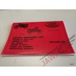 JAWA 638 639 Katalog...