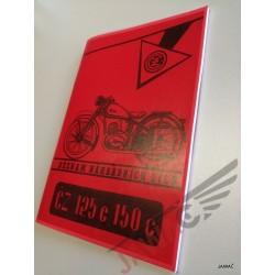 Katalog ND ČZ 125 150 C