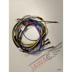 Elektroinstalace JAWA 550...