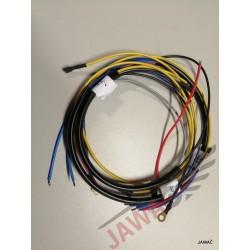 Elektroinstalace JAWA 555...