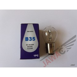 Žárovka 6V 35/35W Ba20d
